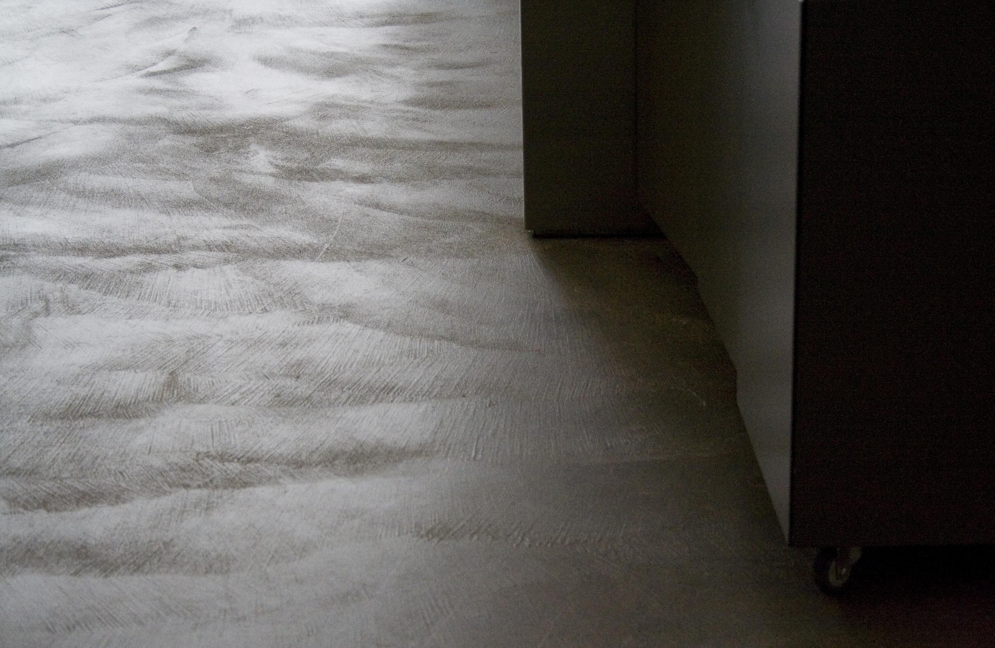 Showroom Beton Cire Paris propose paris cemento grezzo la résine à effet béton ciré